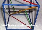 Clases geometria descriptiva – perspectiva - dibujo