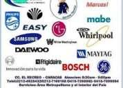 servicio tecnico especializado en todas las marcas