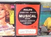 Cassettes música originales
