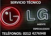 Lg servicio tecnico especializado