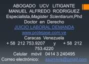 Testamento abogado maracay venezuela