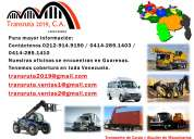 Transporte y logística de carga sobredimensionada