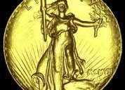 Compro monedas de oro y pagamos mas internacionalmente , valencia