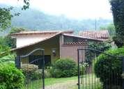 Hermosa casa campestre en venta, en mérida vía jají. 520 mts2.