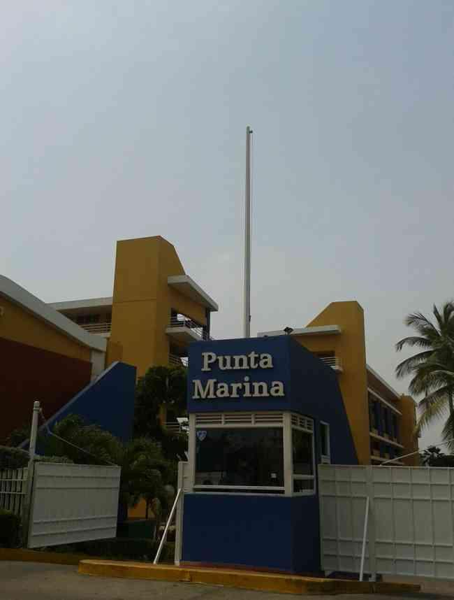 RESIDENCIAS PUNTA MARINA