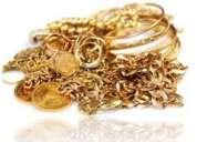 Compramos oro y plata en monedas,morocotas,joyas  en buen estado o rotas excelente precio