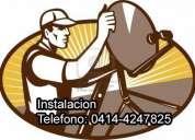 Instalamos o reubicamos tu antena parabolica de las distintas empresas de tv paga.