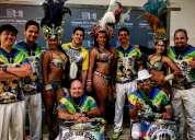 Grupo de samba aquarela do brasil