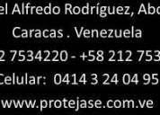 Exequatur sentencia extranjera abogado caracas venezuela 1