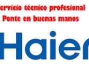 Centro de servicio autorizado haier