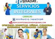 Empresa  de seleccion personal shaday ca