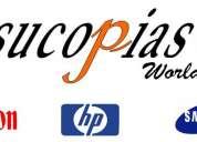 Servicio técnico para fotocopiadoras en valencia