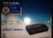 Venta de modem tp link adsl2