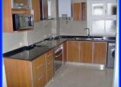 Fabricación de cocina, muebles de baño, closet, muebles de oficina