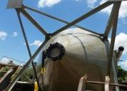 Excelente silos para cemento 40 y 60 toneladas