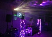 Alquiler de sonido e iluminación profesional.