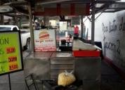 Oportunidad! tráiler de comida rápida