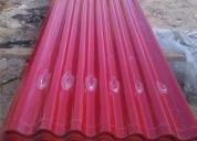 Laminas de acerolit, de 5,80 mts x 1,00 ancho, paquetes de 220