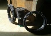 Excelente cables electricos concentricos 2x10  neutro y st 2x8