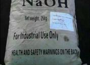 Soda cáustica naoh 99 de pureza, contactarse.