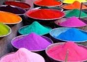 Colorante en polvo soluble al agua. consultar precio
