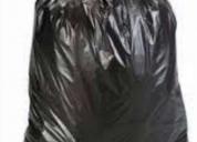 Ofrecemos bolsas negras