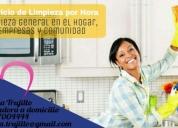 Oportunidad! limpieza a domicilio