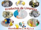 Productos de limpieza de uso industrial