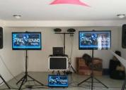 Oportunidad! servicio de dj display sonido