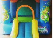 Oportunidad!. inflable de 2x2 para fiestas infantiles