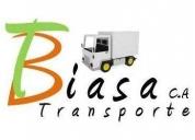 Transporte mudanzas viajes fletes encomiendas