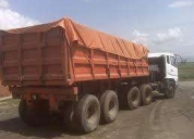 Transporte carga pesada y liviana,contactarse.