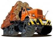 Transporte de carga pesada. contactarse.