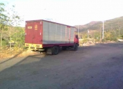 Excelente camion amplio para mudanzas y fletes