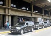 Taxis ejecutivos del aeropuerto internacional de maiquetia