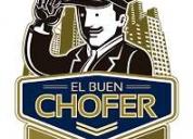 Chofer solicito vehiculo