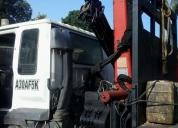 Servicio de transporte y grua hidraulica