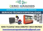 Servicio refrigeracion reparacion de motores