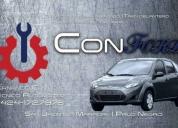 Soluciones automotrices para ford.