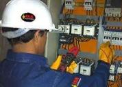 Se hacen trabajo de electricidad y refrigeración, contactarse.