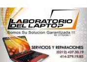 servicio técnico reparaciones para laptop. contactarse.