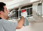Mantenimiento correctivo y preventivo de aires acondicionados