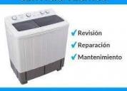 Se reparan lavadoras y reloc de lavadoras, contactarse.