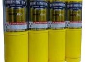 Recarga de gas propano  bombona amarilla. consultar!