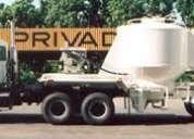 Traslados de cemento a granel desde cumarebo a todos los estados del país