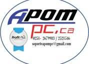 Sistema Profit Plus en Barquisimeto Apom Pc CA