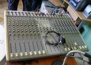 Ventas de equipos para emisoras de radio