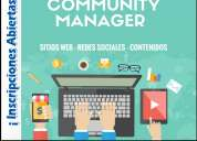 Curso de community manager en maracaibo