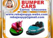 fabrica, carros electricos niños, carros chocones, bumper car, animal rides, electric cars, kids,