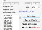Filtro whatsapp marketing 2017